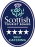 Scottish Tourist Board 4 Stars